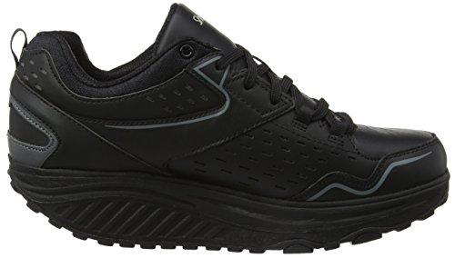 Noir nbsp;Perfect Skechers ups 0 2 Shape Basses Femmes Bbk Comfort Sneakers wwZqa4nIzx