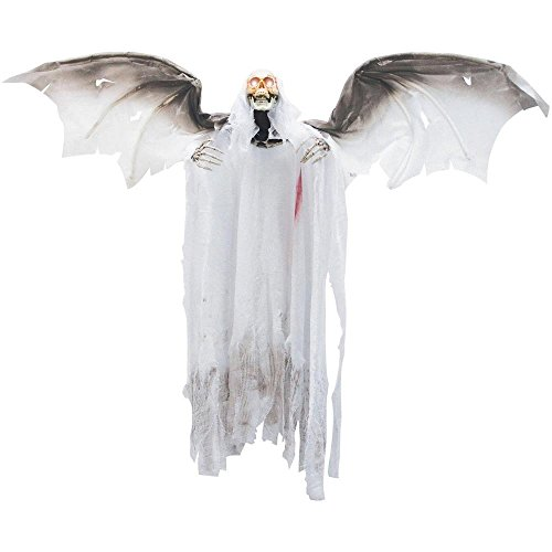 Animated Flying Winged Reaper Halloween (Animated Flying Winged Reaper)