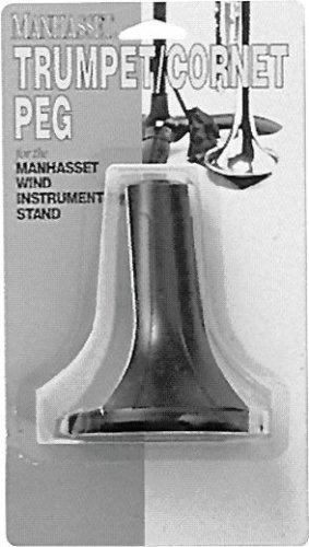 Manhasset 1480 #1480 Trumpet/Cornet Peg, Music Stand (Piccolo Bass Strings)