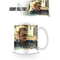 Johnny Hallyday MG24939 (Drive) Mug, Céramique, Multicolore, 11oz/315ml