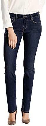Levi's Women's 505 Straight Jeans