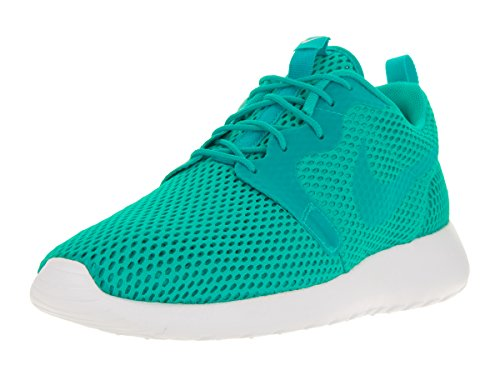 6409fb6fd9ca Galleon - Nike Men s Roshe One Hyp Br Clear Jade Clear Jade White Running  Shoe 9.5 Men US