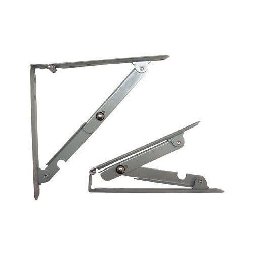 "S Parker 16"" Folding Shelf Bracket (Sold In Pairs)"