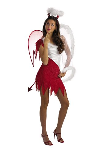 Heavenly Devil Child Costume (Heavenly Devil Adult Costume)