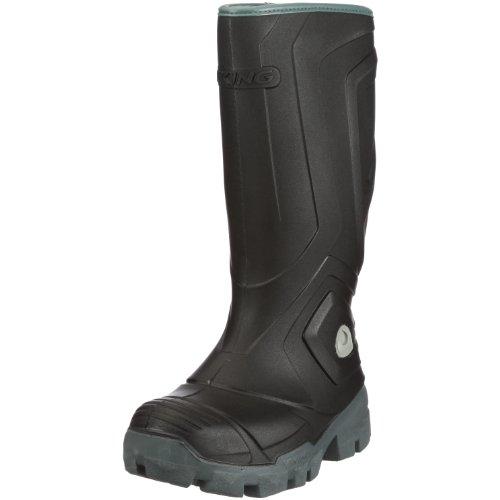 Unisex Viking schwarz Icefighter für Stiefel Erwachsene C51xw