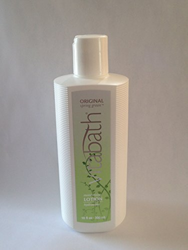 (Vitabath Moisturizing Lotion, Original Spring Green 10 fl oz (300 ml))
