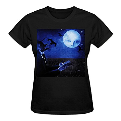 The Agonist Lullabies For The Dormant Mind Vintage T Shirts For Women O-Neck Black