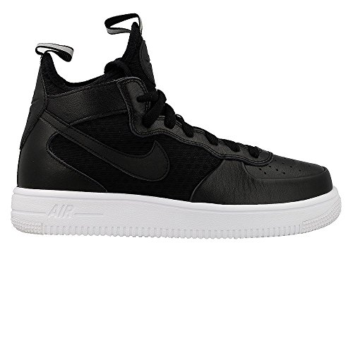 Image of Nike Youth Kids Air Force 1 Ultraforce Mid (GS) Shoe (5 M US Big Kid)