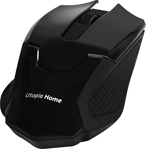 Wireless Mouse - Mobile Portable Optical Mous...