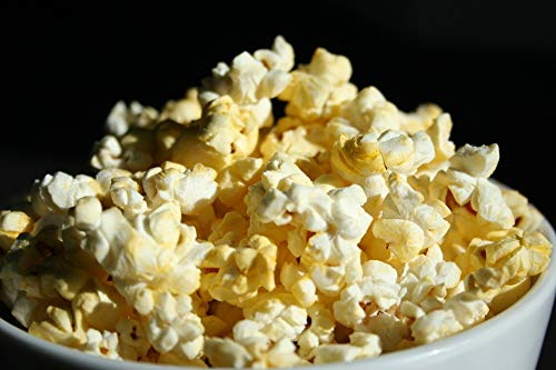 Delicious Popcorn Treats - Home Comforts Peel-n-Stick Poster of Movie Food Cinema Snack Popcorn Delicious Treat Vivid Imagery Poster 24 x 16 Adhesive Sticker Poster Print