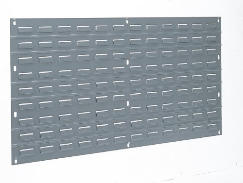 Akro-Mils 30136 Louvered Steel Panel for Mounting AkroBins, 36-Inch W by 19-Inch H, ()