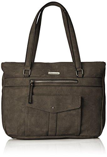 black Negro Bolsos Bag Mujer Adriana Tamaris Shopping Maletín zxqTO0cYw