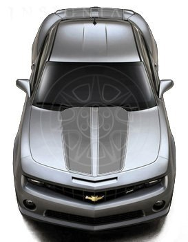 Genuine GM Accessories 92225519 'Rally Stripes' Decal ()