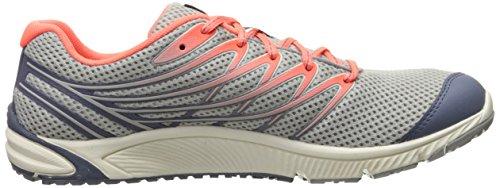 Arc Vibrant Sleet 4 Women Coral Merrell Sleet Bare Coral Vibrant Sneaker Sleet Access qcTFyIF