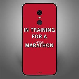 Xiaomi Redmi Note 5 In training for a Netflix Marathon