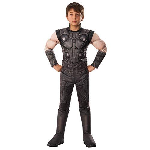 Rubie's Marvel Avengers: Infinity War Child's Deluxe Thor Costume,