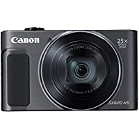 Canon PowerShot SX620 HS (Black) At A Glance Review Image