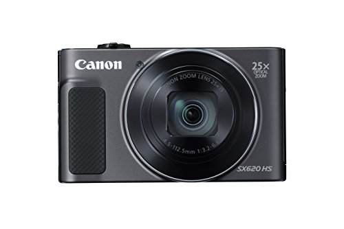Canon PowerShot SX620 Digital Camera (Black)