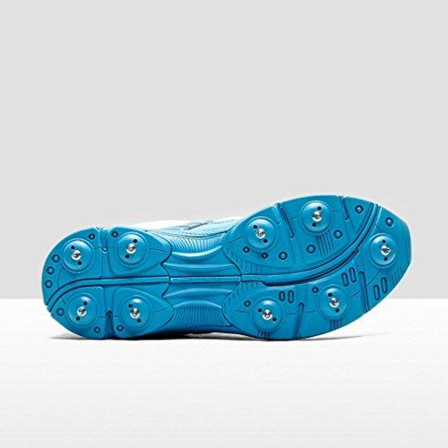 Cricket Chaussures GRAY NICOLLS Velocity hommes de Spike, Bleu, 48