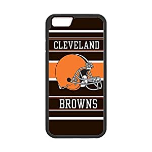 Cleveland Browns Image Protective Iphone 5s / Iphone 5 Case Cover Hard Plastic Case for Iphone 5 5s
