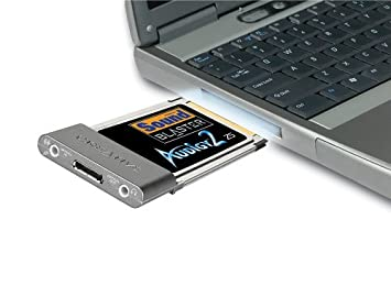 CREATIVE PCMCIA SOUND BLASTER AUDIGY 2 ZS NOTEBOOK SMART RECORDER DRIVER
