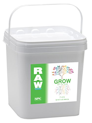 RAW All in one Grow 10 lb by NPK Industries