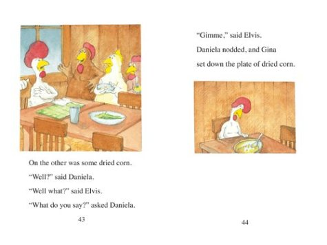 Elvis the Rooster and the Magic Words (I Can Read Book 3)