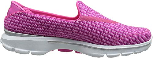 Skechers Damen Go Walk 3 Sneaker