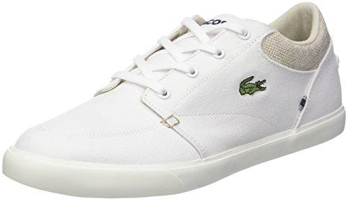 218 Lacoste Bianco 83j Nat Bayliss Uomo Wht Cam 2 Sneaker UAARFqf