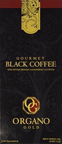 Organo Gold Gourmet Black 30 Sachets