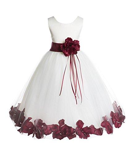 Rose Petal Dress - 6