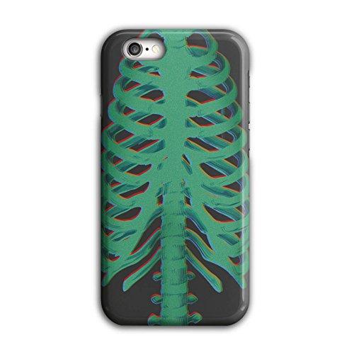 Skeleton Skull Rib Cage Costume iPhone 6 / 6S Case | (Electronic Demon Costume)