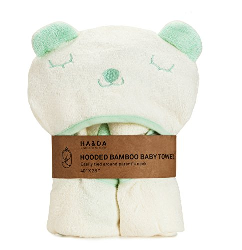 Baby Absorbent Back Towel (Owl) - 1