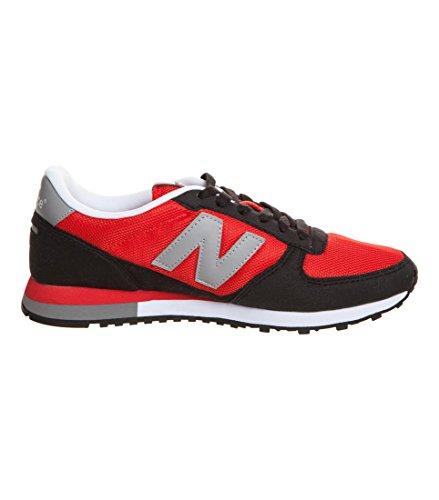 Baskets .New Balance.U430MMKR. noir.rouge - negro y rojo