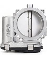 05184349AC Professional Electronic Throttle Body Assembly Compatible with J-e-e-p Cherokee Grand Cherokee Wrangler Dodg-e Durango Challenger Repalce# 5184349AC 0280750570
