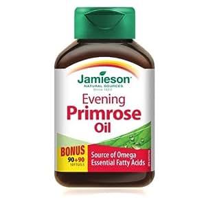 Jamieson Evening Primrose Oil 500 mg