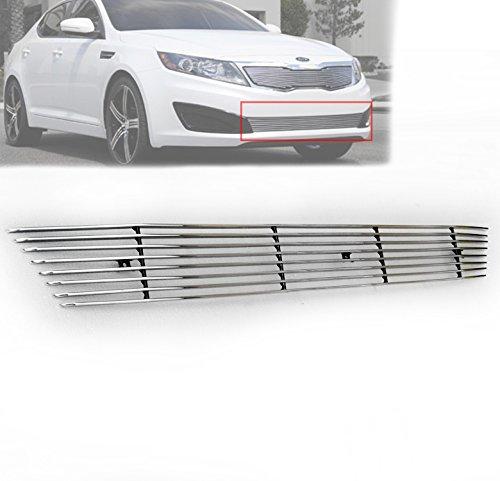 Aluminum Billet Grille Combo For 2011-2012 Kia Optima SX//EX Turbo