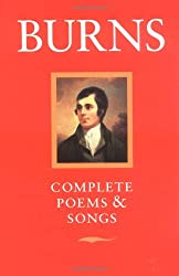 Burns: Poems and Songs