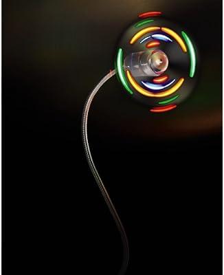 Hama 00012110 - Ventilador Flexor para portátil: Amazon.es: Hogar