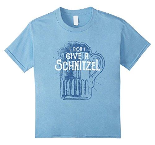 Germany Costume Ideas (Kids Love Drinking Beer Bier Shirt Tee Germany Oktoberfest German 8 Baby Blue)