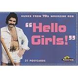 Hello Girls: Hunks from the 70s Magazine Ads (Ad Nauseam)