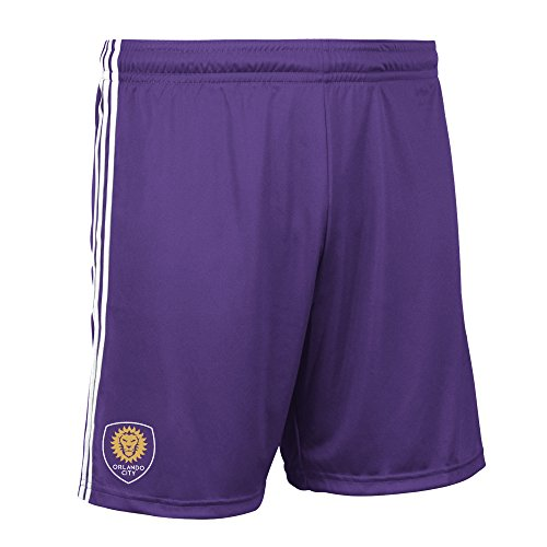 fan products of MLS Orlando City Men's Replica Shorts, Large, Purple