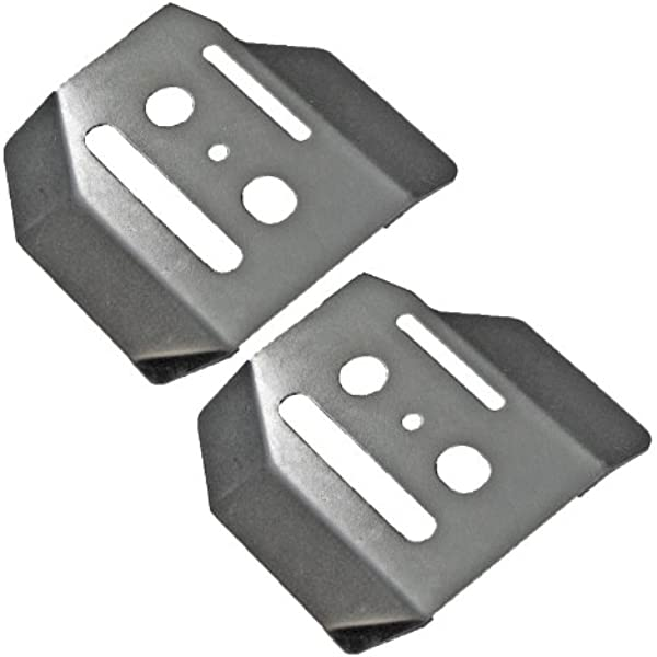UpStart Components 2 Pack Replacement 16 Single Rivet Chainsaw Guide Bar for Homelite UT10568 Chainsaw 16 Length, 3//8 Pitch, 0.050 Gauge, 56 Drive Links, 7 Sprocket Nose Tooth