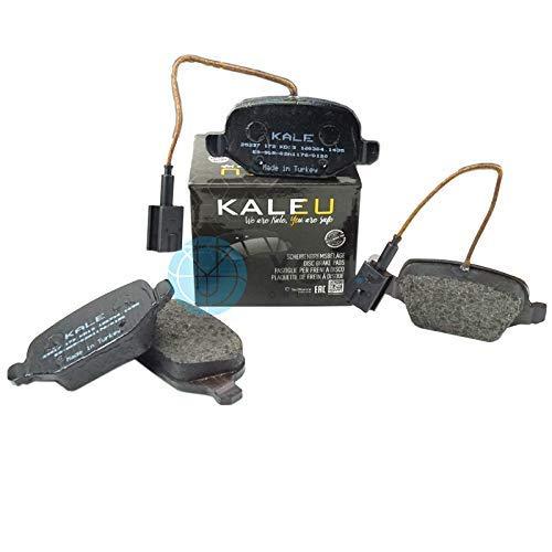 Kale 77365752 Rear Axle Set of Brake Pads Brake Pads: