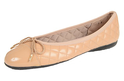 Paul Mayer Attitudes Women's Best/Brighton 8 1/2B Beige Toe and Back