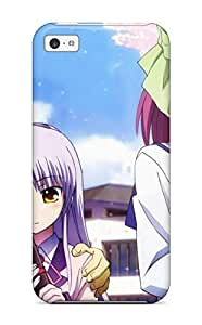 Premium Protection Angel Beats Case Cover For Iphone 5c- Retail Packaging