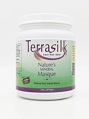 Terrasilk Clarifying Masque Powder with Terramin 2 LBS