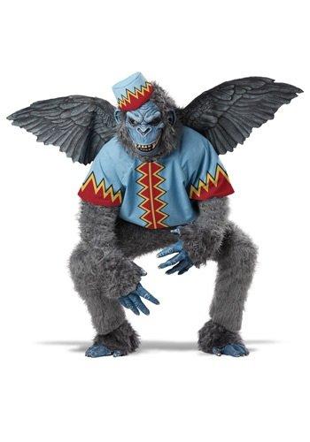 California Costumes Men's Evil Winged Monkey Adult, Grey/Blue, X-Large -