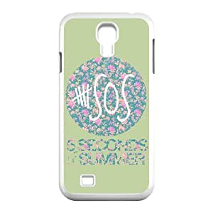 Generic Fashion 5SOS Personalized HTC One M7 Hardshell Case Cover