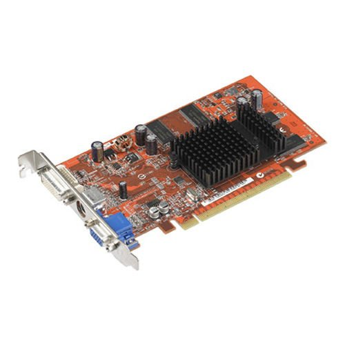 ASUS Extreme AX300/TD/128(PCIE) Asus ATI Radeon X300/PCI-Express/128MB/TV/DVI Video Card